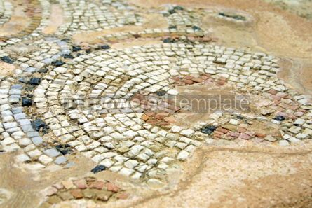 Architecture : The ancient mosaic #04182