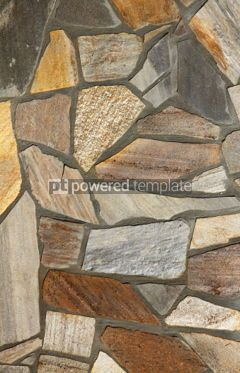 Architecture : Background of vintage stone wall #04186