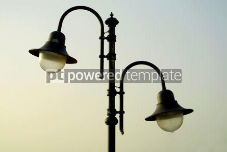 Architecture : The couple of lamps #04188