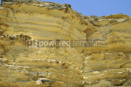 Nature: Close-up relief of the rocks on Cyprus island #04216