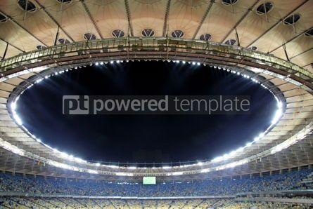 Architecture : Roof of the stadium #04410