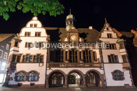 Architecture : Old Town Hall (Altes Rathaus) in Freiburg im Breisgau Germany #04441