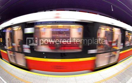 Transportation: Metro station in Warsaw Poland #04522
