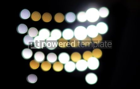 Sports : Abstract bokeh background #04595