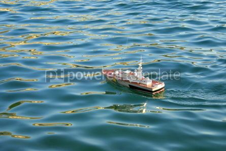 Transportation: Toy ship  #04602