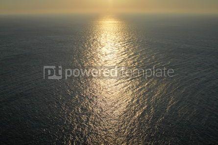 Nature: Sunrise over the sea #04690