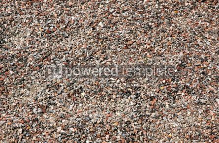 Nature: Background texture with many small stones (crushed gravel) #04693