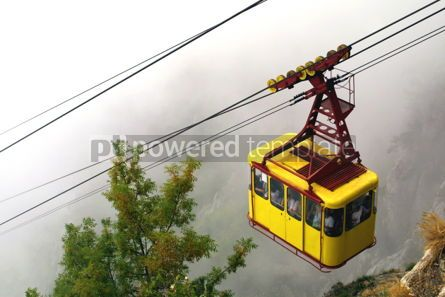 Transportation: Cable railway #04755