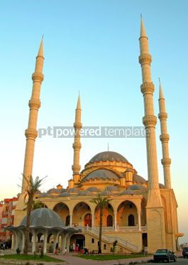 Architecture: Mosque in Manavgat #04760