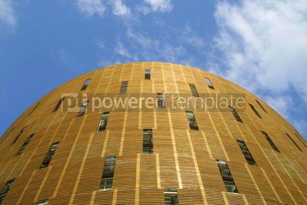 Architecture: Strange building #04793
