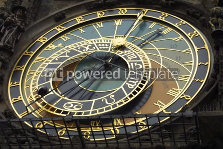 Architecture : Astronomical Clock #04795