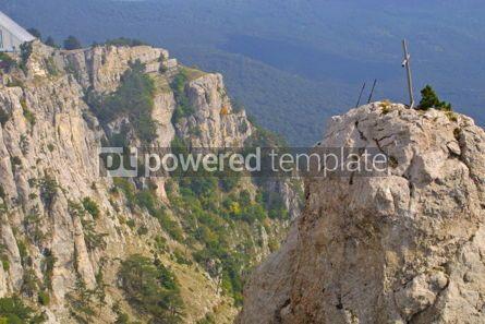 """Nature: """"Ai-Petri"""" mountain in the Crimea Ukraine #04843"""