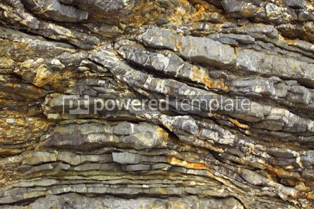 Nature: The close-up relief of the rocks #04858