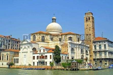 Architecture: Church of San Geremia  #04902