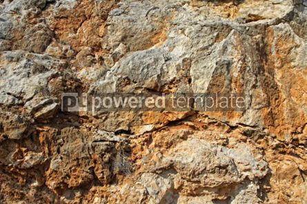 Nature: Close-up relief of the rocks #04966
