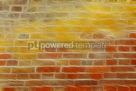 Abstract: Abstract ancient brickwall background #04978