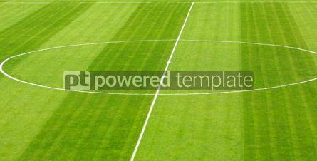 Sports : Football field #04998