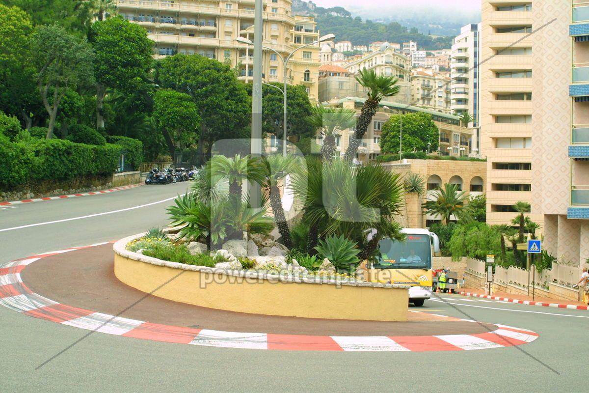 Formula One hairpin, 05034, Transportation — PoweredTemplate.com