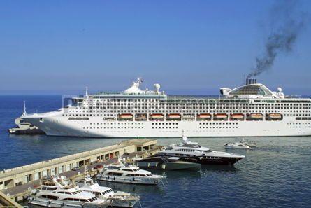 Transportation: Luxury yacht #05036