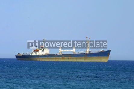 Transportation: Ship in Mediterranean sea #05041