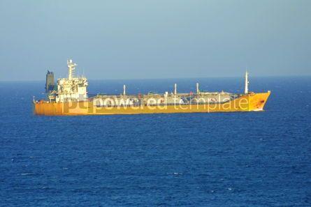 Transportation: Ship in Mediterranean sea #05042