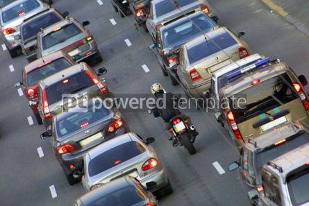 Transportation: Traffic jam #05048