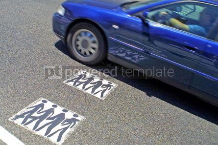 Transportation: Pedestrian crossing #05051