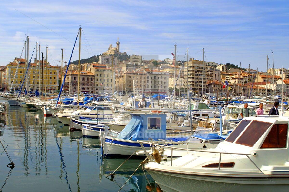 port of Marseille, 05054, Transportation — PoweredTemplate.com