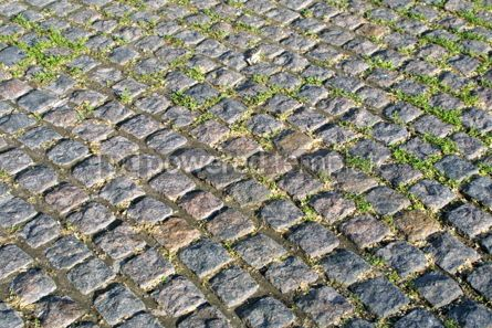 Architecture : Background texture of stone blocks #05072