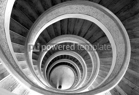 Architecture : Circular stairs #05142