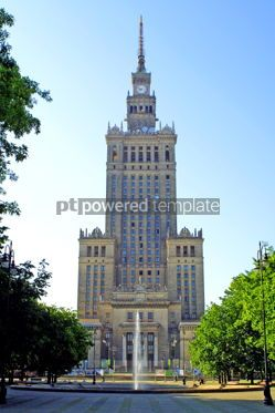 Architecture: Palace of Culture and Science #05147