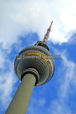 Architecture : Berlin Television Tower #05155
