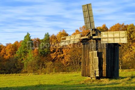 Architecture : Windmill in Pirogovo #05157