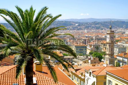 Architecture: City of Nice France #05166