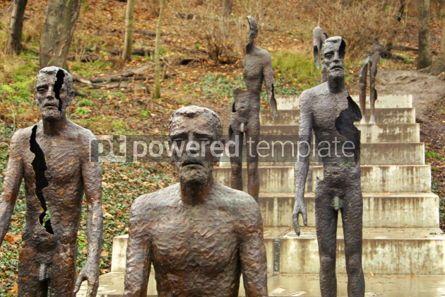 Architecture: Victims of Communism Memorial Monument in Prague #05169