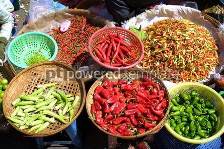 Food & Drink: Species of pepper #05353