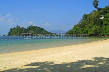 Nature: Tropical landscape Langkawi island Malaysia #05379
