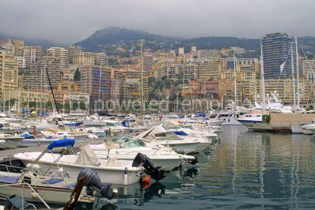 Transportation: Sea port of Monte-Carlo #05424