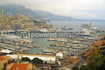 Transportation: Sea port of Monte-Carlo #05426