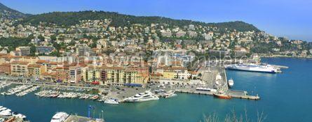Transportation: Port of Nice Cote d'Azur France #05435