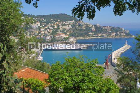 Transportation: Port of Nice Cote d'Azur France #05442