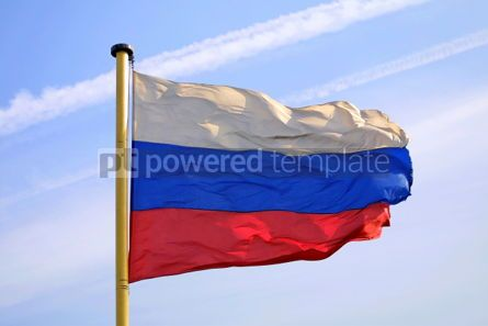 Education: Russian national flag #05494