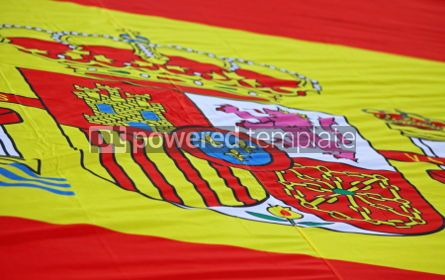 Education: Spain National flag #05496