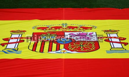 Education: Spain National flag #05497