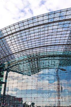 Transportation: Berlin Central Railway Station (Berlin Hauptbahnhof) Germany #05601