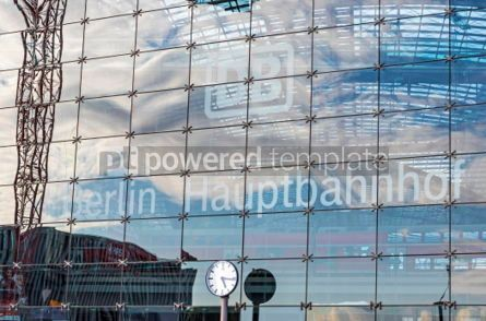 Transportation: Berlin Central Railway Station (Berlin Hauptbahnhof) Germany #05602