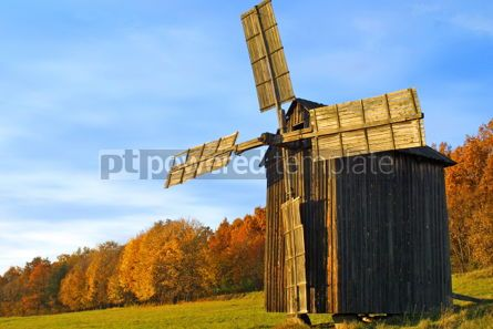 Architecture : Windmill #05705