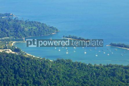 Nature: Landscape of Langkawi island Malaysia #05727