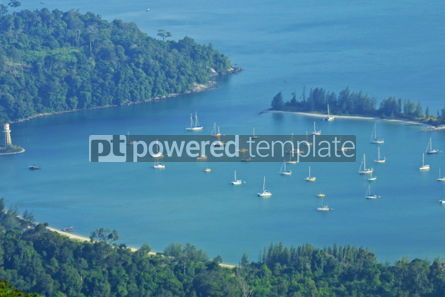 Nature: Landscape of Langkawi island Malaysia #05728