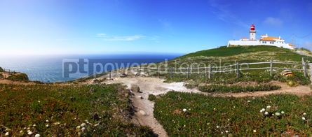 Nature: The most western point of Europe Cabo da Roca Portugal #05755